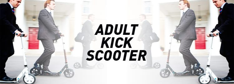 Adult-kick-scooter