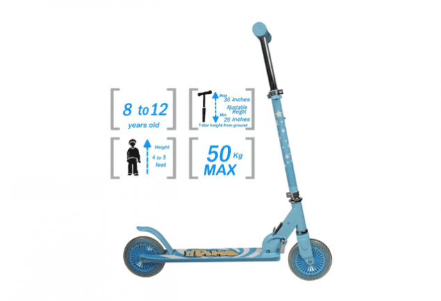 Scooter Sizes
