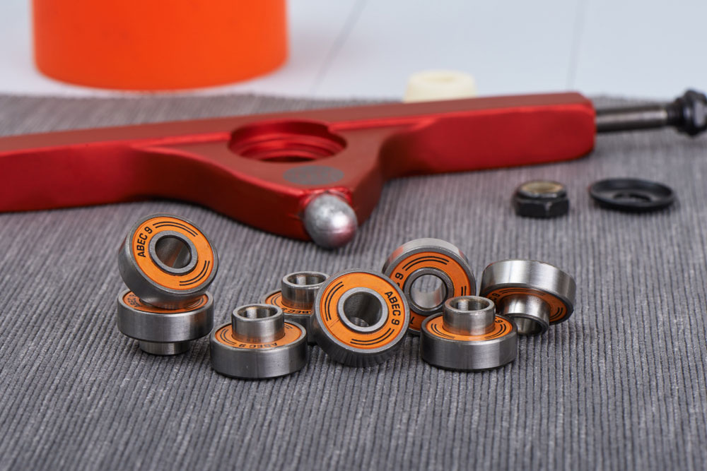 Best Skateboard Bearings of 2020: 10 Premium Quality Stainless Steel Models With Speed Cream and Non-Contact Rubber Shield Rigorously Tested & Reviewed (Buyer's Guide Attached)