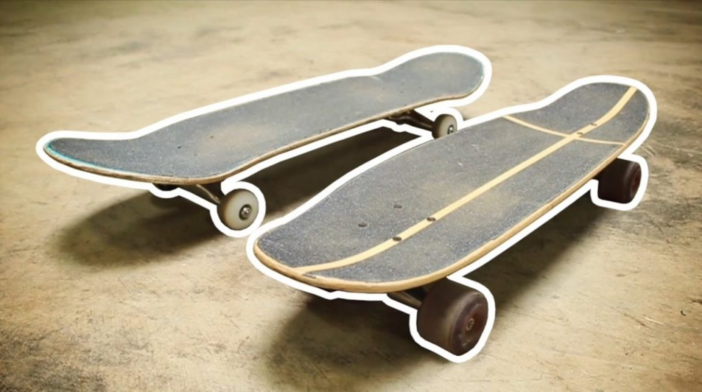 Cruising Skateboard