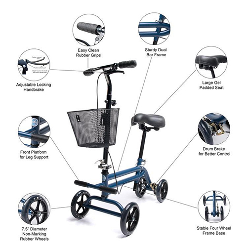 the best knee scooter