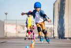 how to skate with inline skates