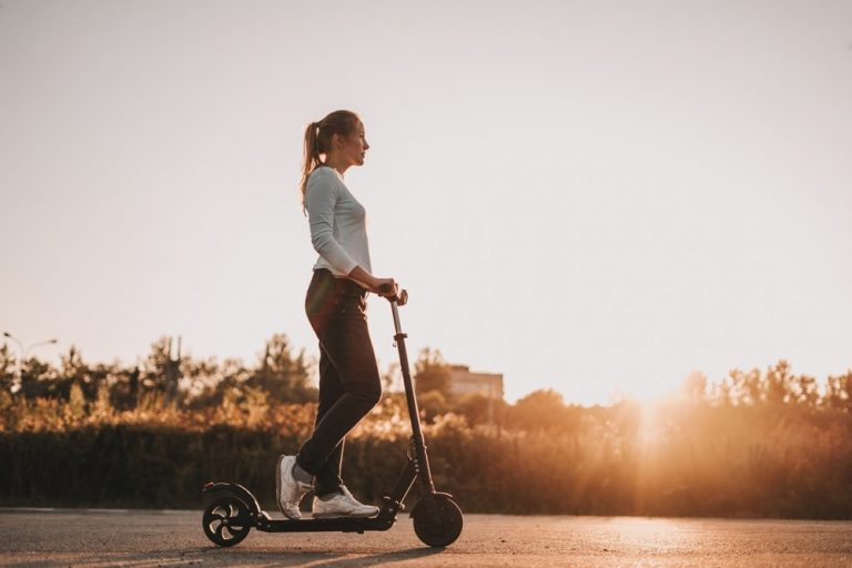 types of scooter