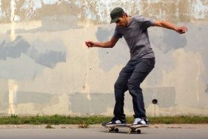 Controlled Slide Stopping - how to stop skateboard