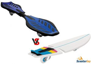 difference between ripstik and ripster